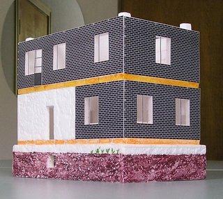 Как построить замок из фанеры?